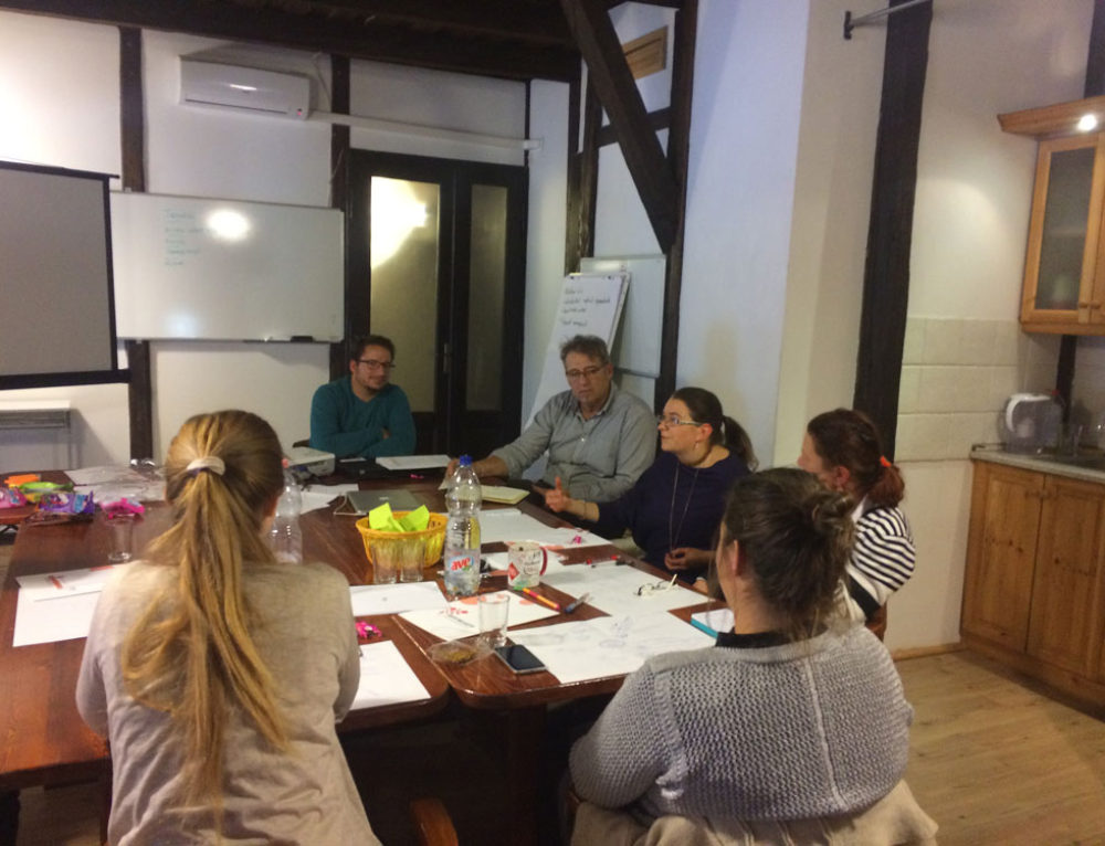 First Enterprise Circles training session in Hungary