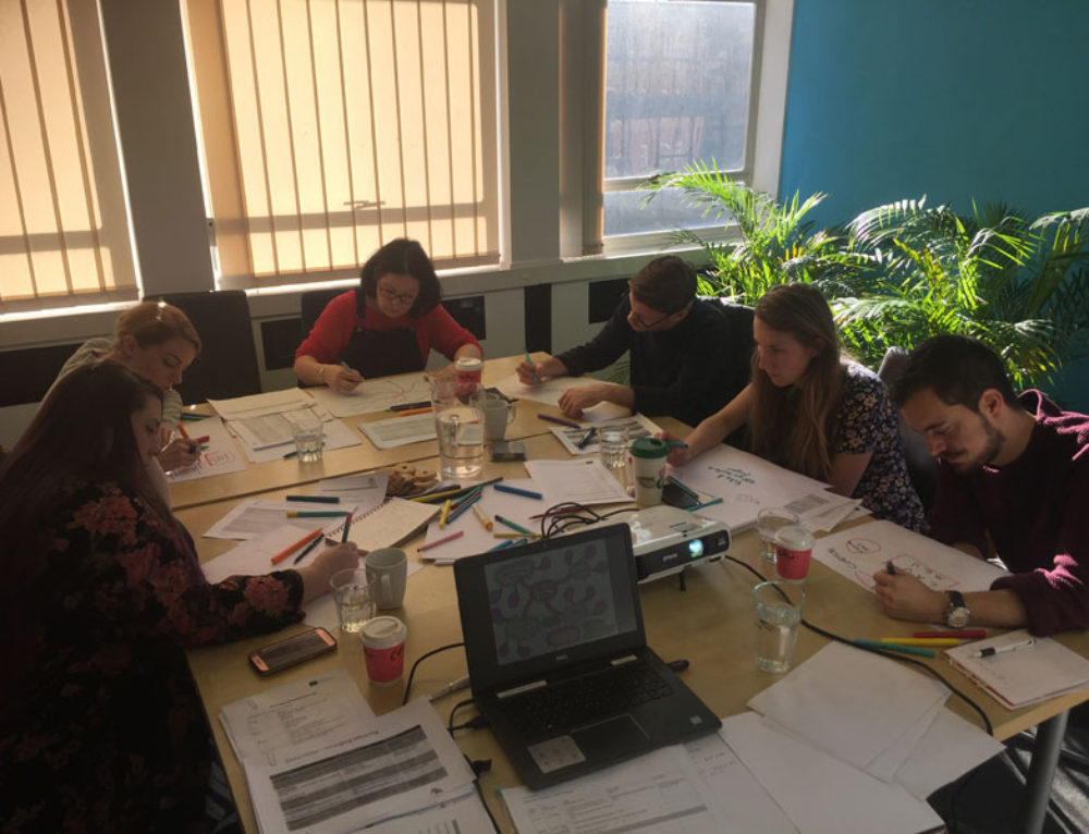 The Enterprise Circles first meeting in Sheffield