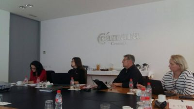 Meeting in Granada